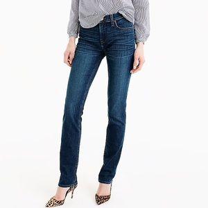 J. Crew Matchstick Jeans Dark Wash Size 24R